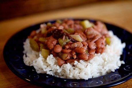 pound red beans 1 onion 1 16 oz can tomato paste 2 Tablespoons chili ...